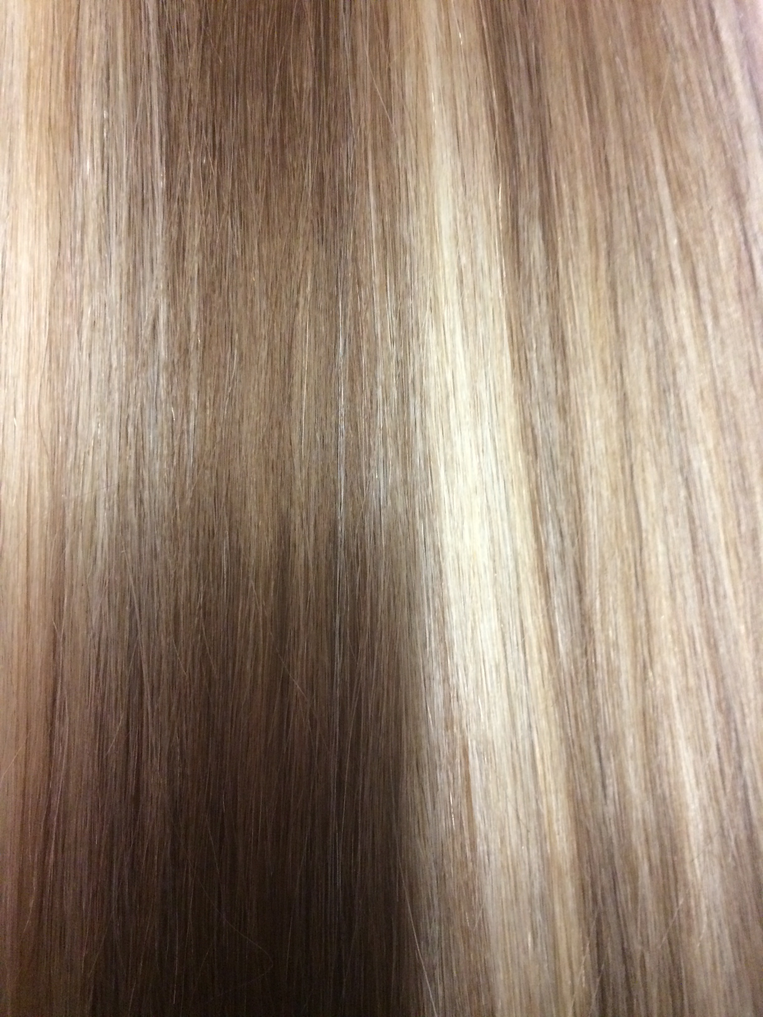 Blond Mixed Colour Hair Extensions Weft 14 22 Ei Hair Extensions